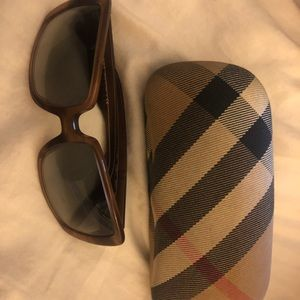 Burberry Light Brown Sunglasses